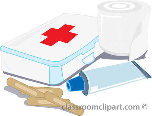 Animated First Aid Kit...