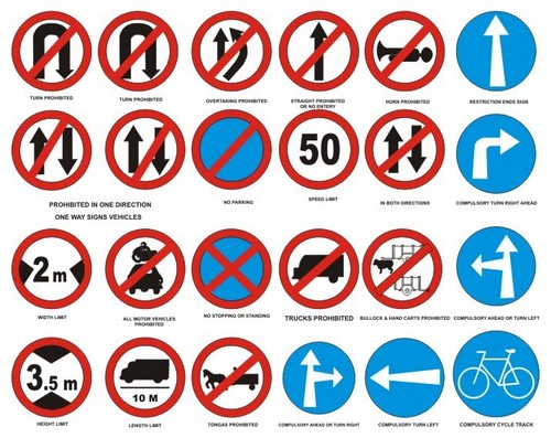 driving india 12 rules indian road code