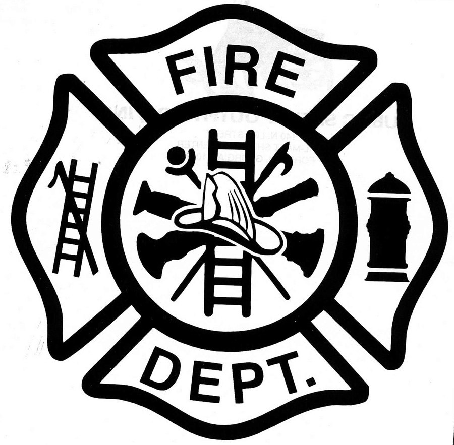 Fire Department Logo  Free Vector Search Engine