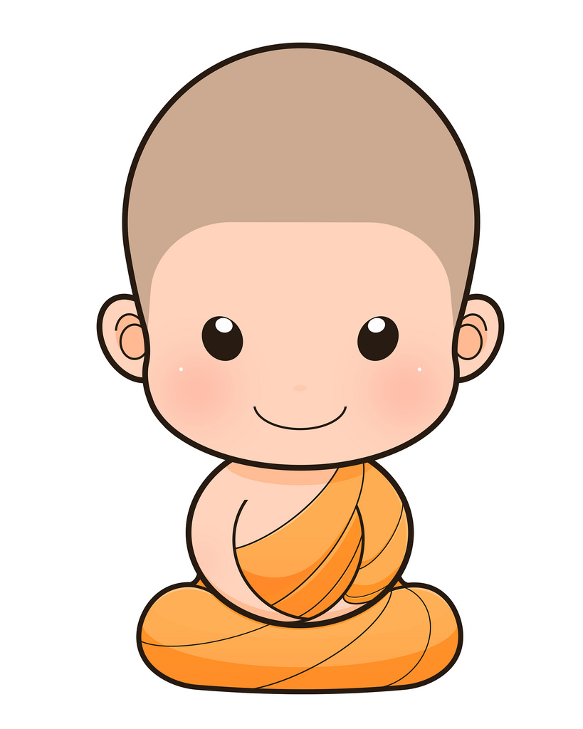 cartoon buddha   cliparts co