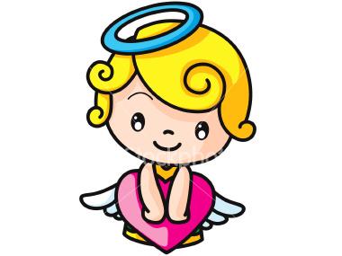 Cartoon Angel - Cliparts.co