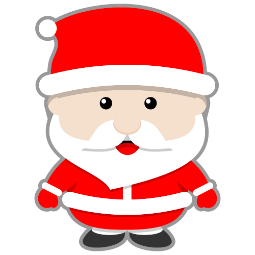 Free to Use & Public Domain Santa Claus Clip Art - Page 3