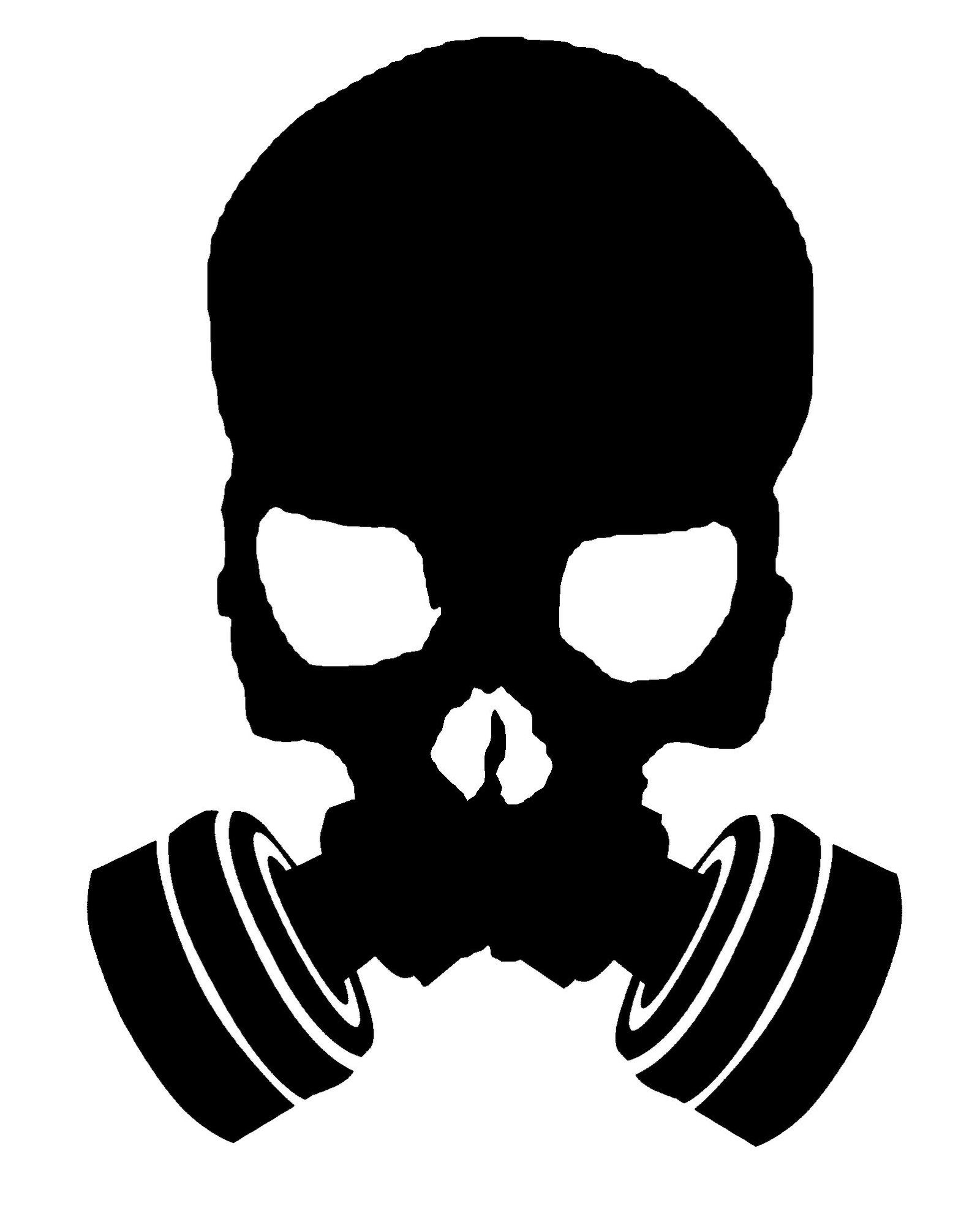 Gas Mask Clip Art - ClipArt BestGas Mask Silhouette Vector