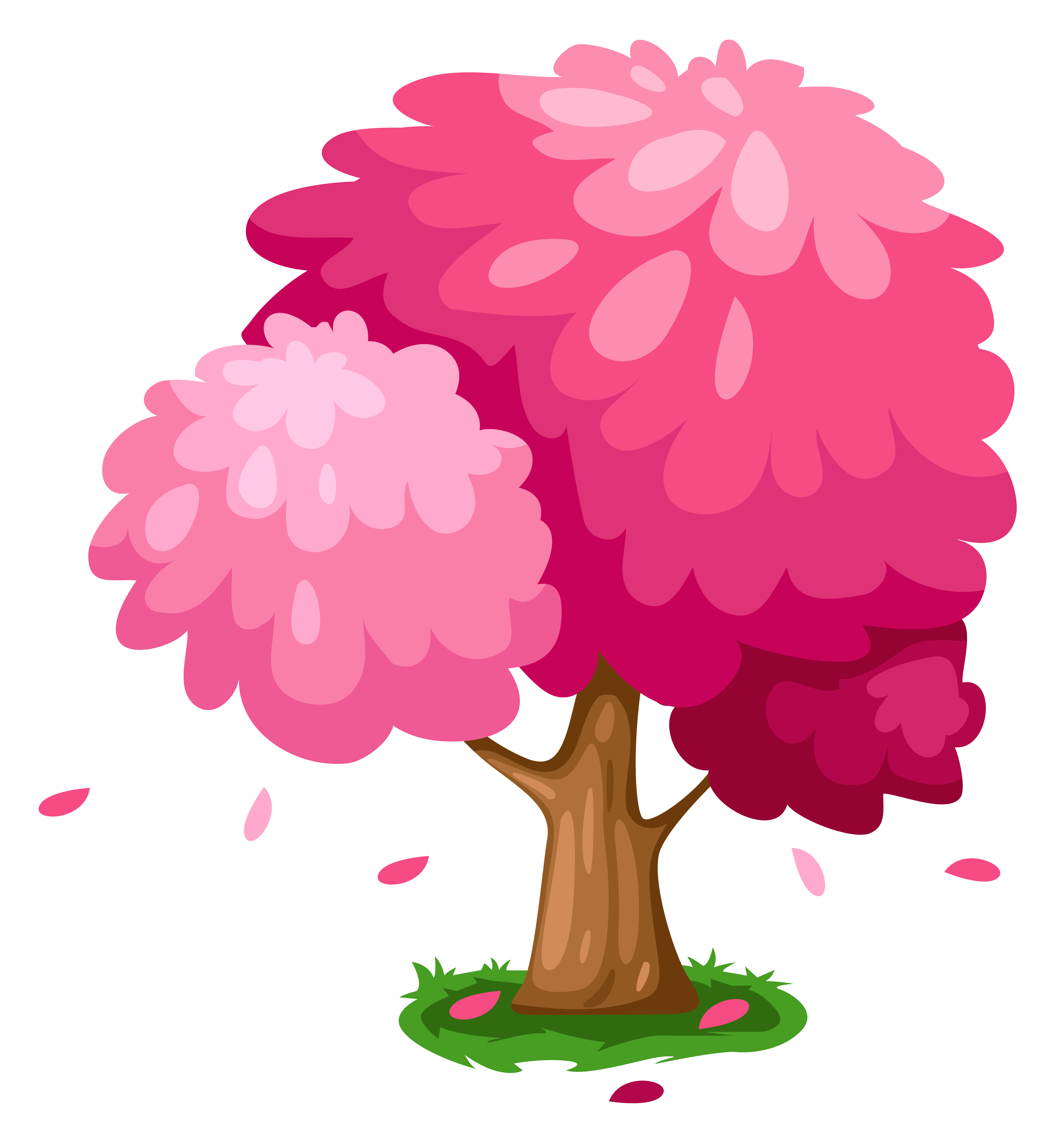 Summer Tree Clipart | Clipart Panda - Free Clipart Images