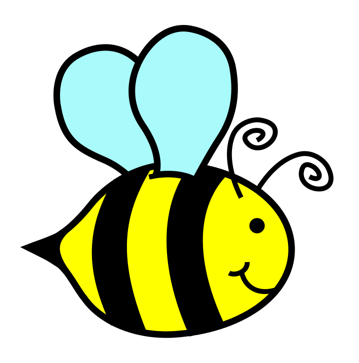 Clip Art Honey Bee - Cliparts.co