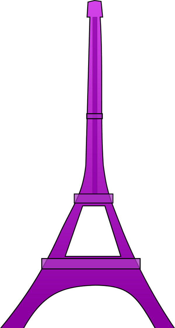Eiffel Tower Clipart - Cliparts.co