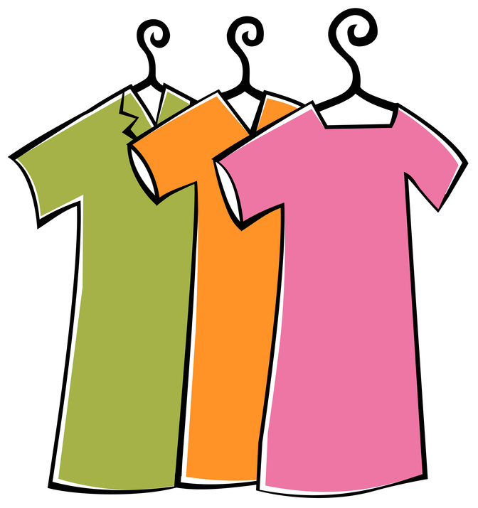 clothes clipart images - photo #1