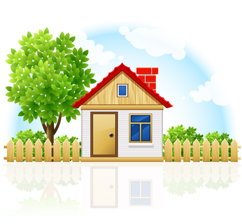 Cartoon Pictures Of Houses - Cliparts.co