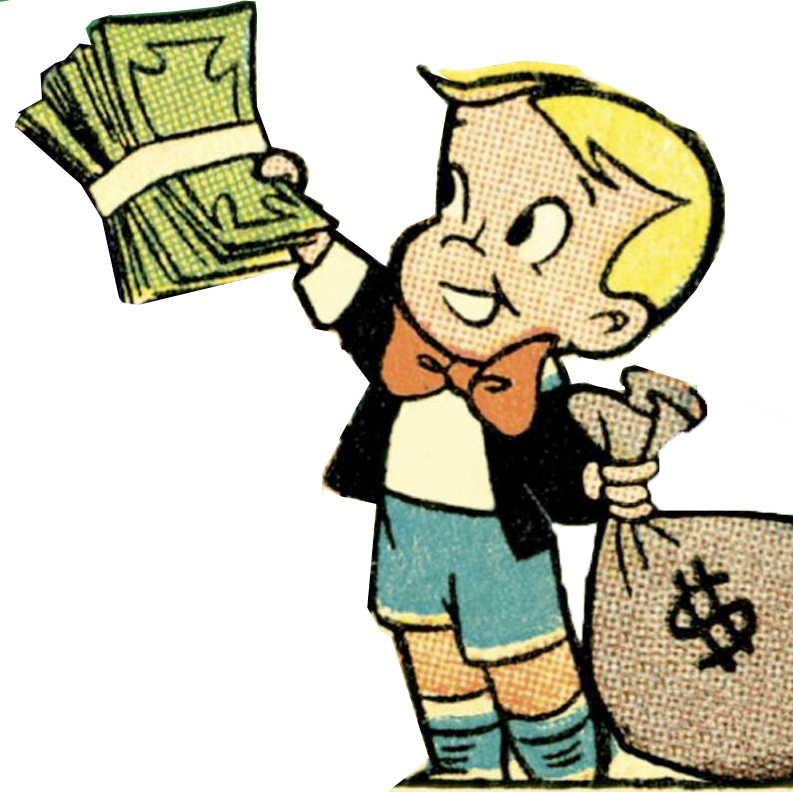 Richie Rich Friends - Comic Vine