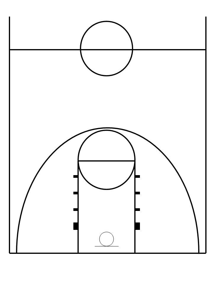 Clip Art Basketball Court - Cliparts.co