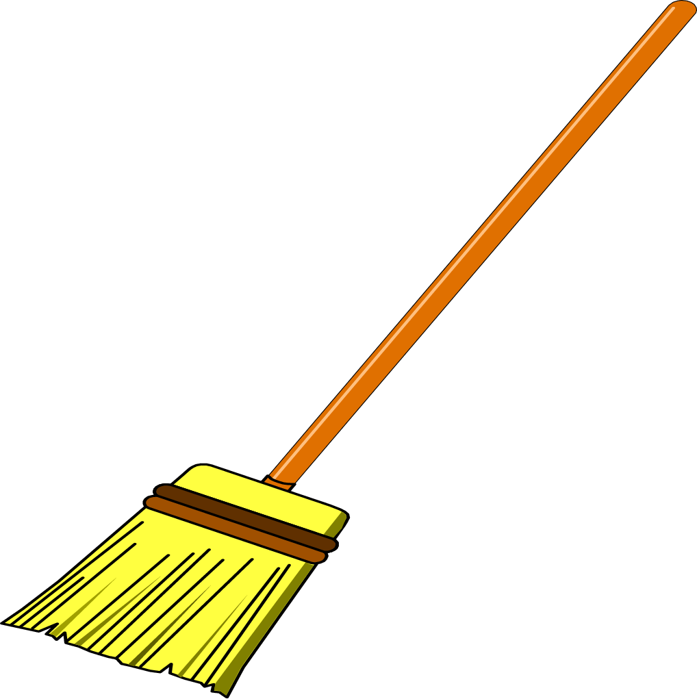 broom clip art clipartsco