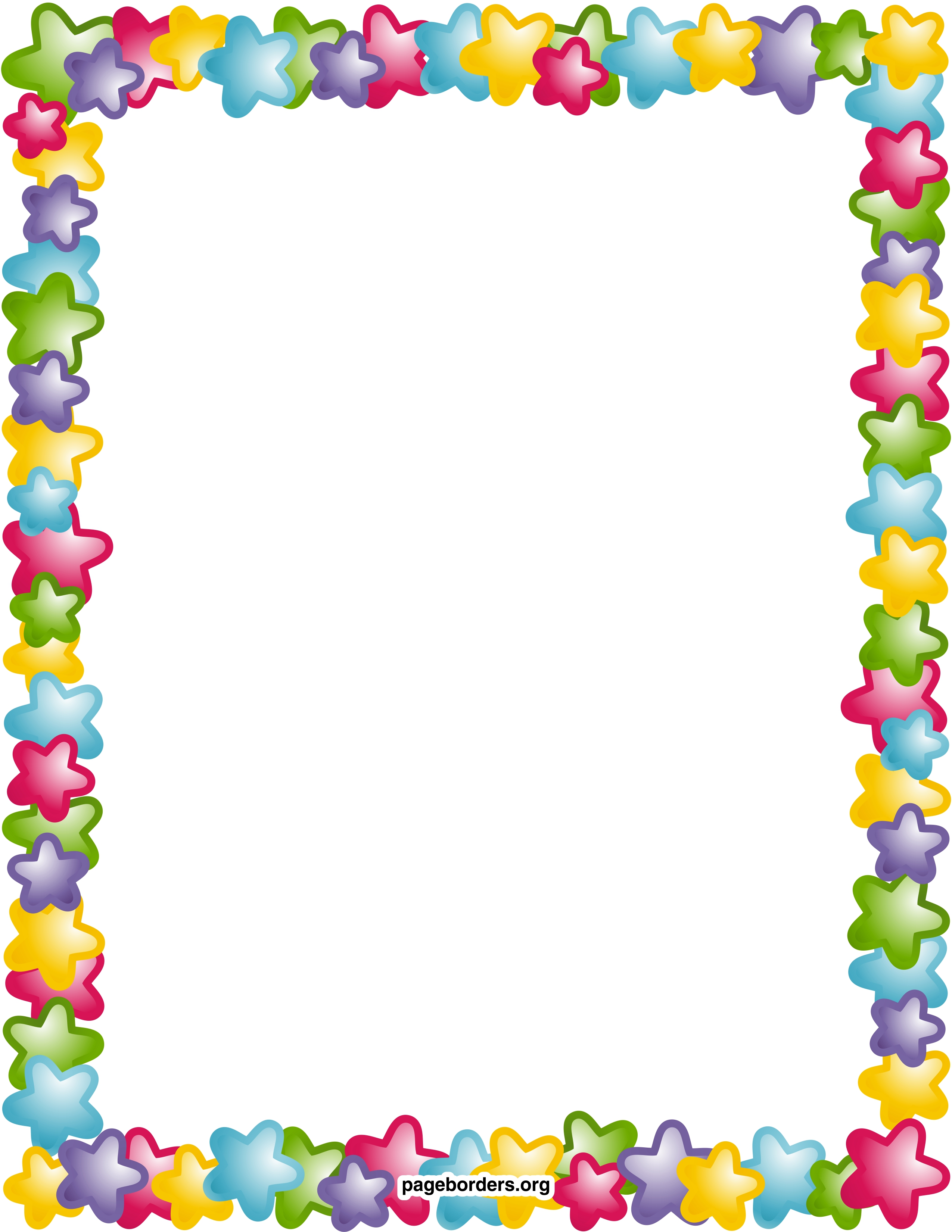 Baby Borders For Microsoft Word - Cliparts.co