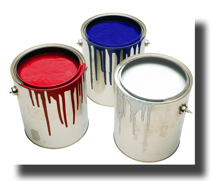 What Paint Can You Use On Tin Cans