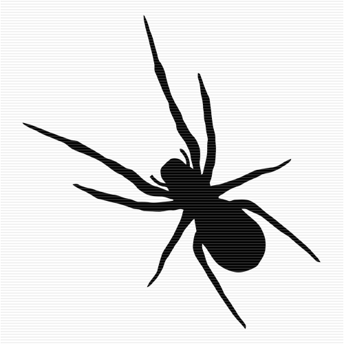Halloween Spider Clip Art Black And White Car Memes ...