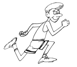 Cartoon Pictures Of Runners - ClipArt Best