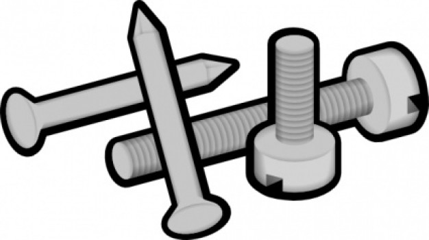 nail clip art cliparts co cliparts co