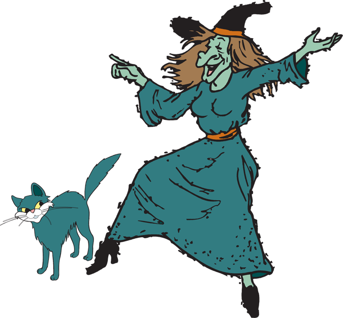 Halloween Witches - ClipArt Best - ClipArt Best