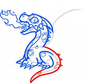 60 Simple Dragon Tattoos For Men  FireBreathing Ink Ideas