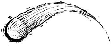 comet page clipart