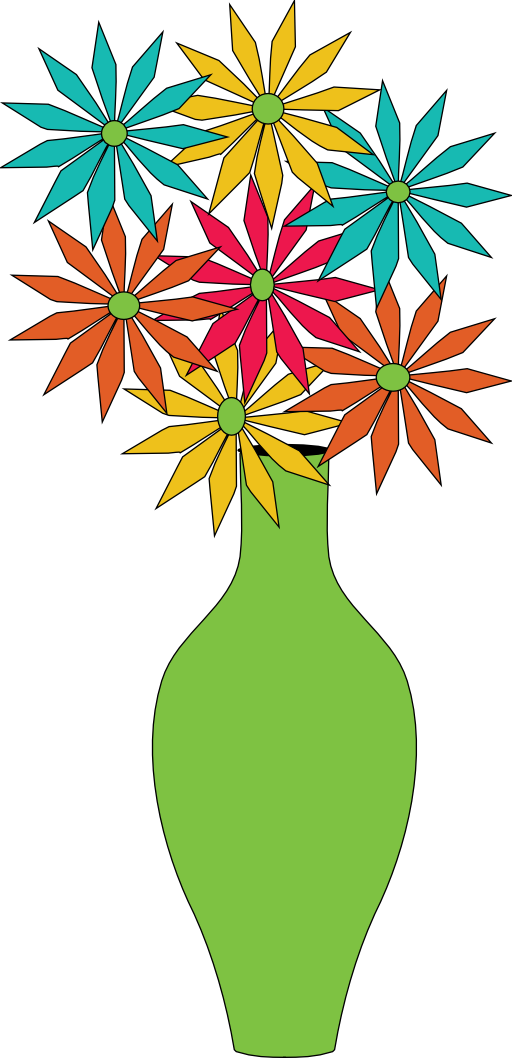 clipart-vase-of-flowers-512x ...