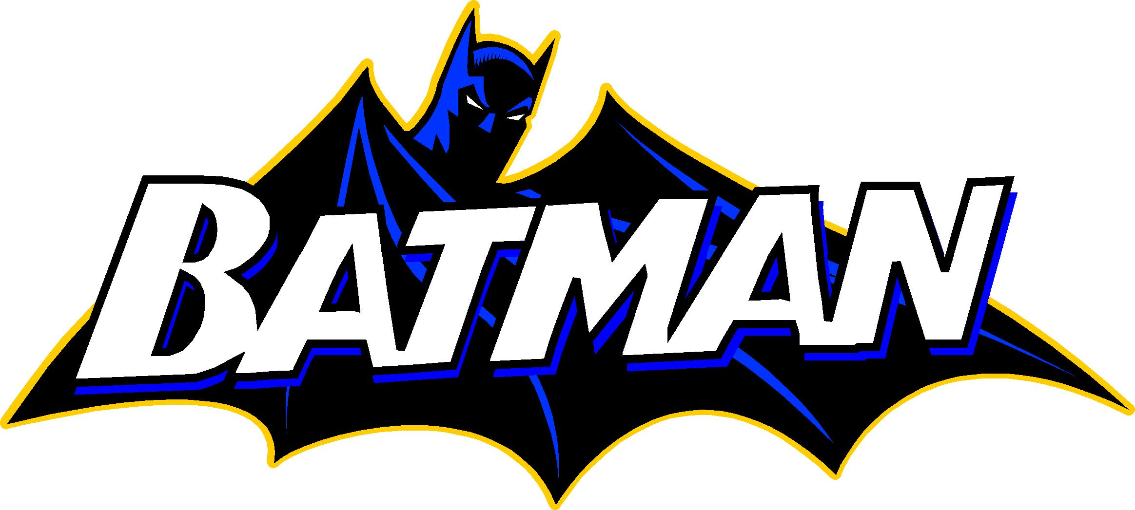 Batman title logo : The Asylum - The Outhouse - The Greatest Comic ...