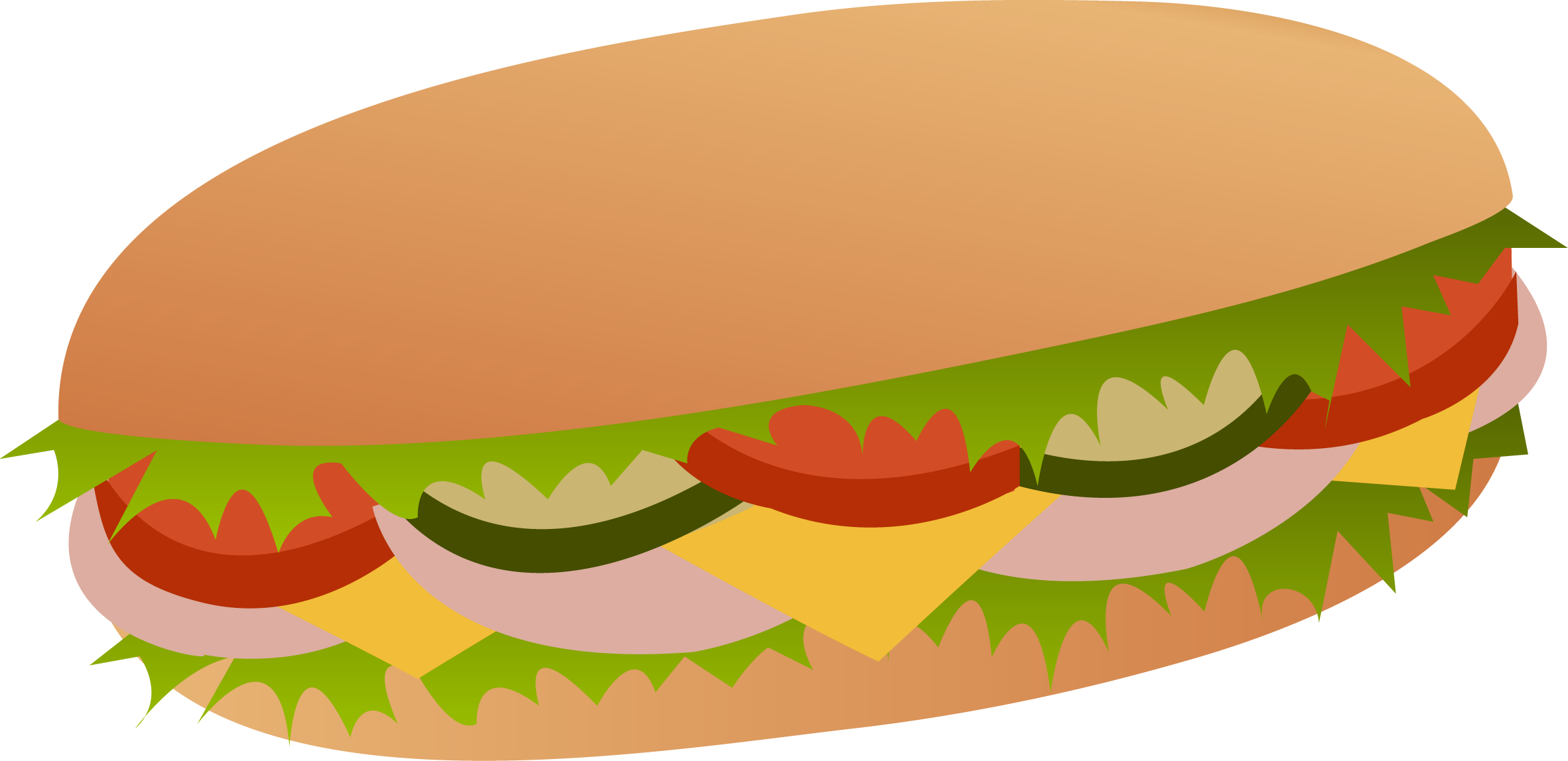 Sandwich Cartoon Png