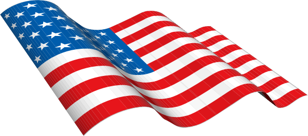 Usa Flag Clipart - Cliparts.co