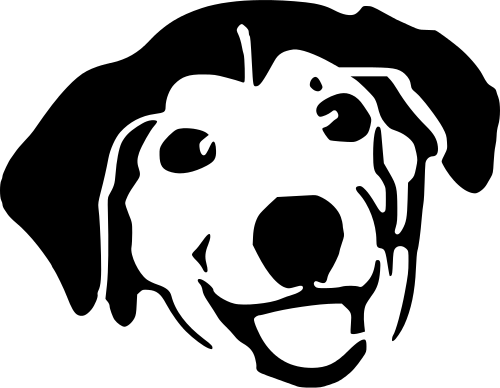 Dog Face Free Vector - ClipArt Best