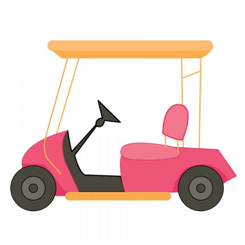 Golf Cart Clip Art - Cliparts.co