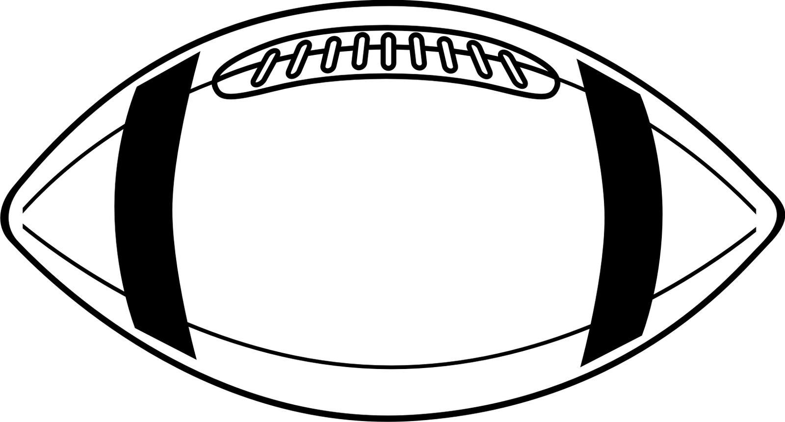 Line Art Website : Football line art cliparts