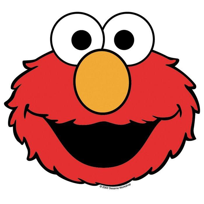 Elmo Face Clipart Elmo Face Clipart