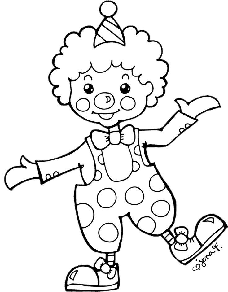 Clown Clip Art Free
