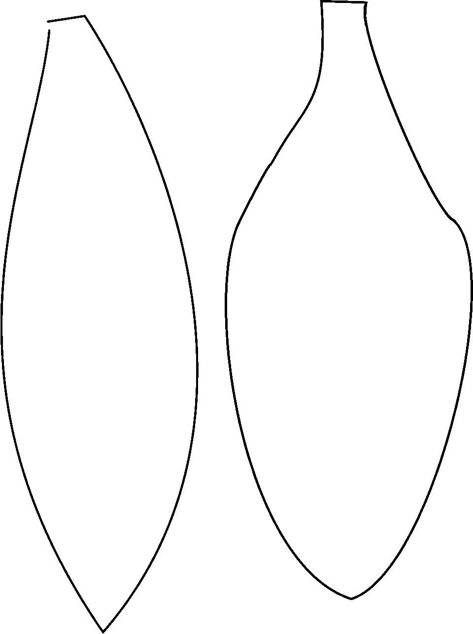 This is a graphic of Striking Daisy Template Printable