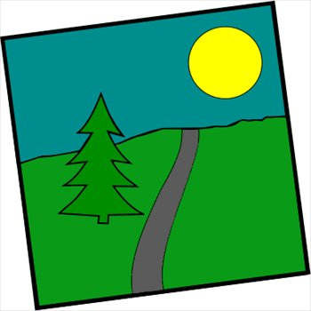 Free Scenery Clipart - Free Clipart Graphics, Images and Photos ...