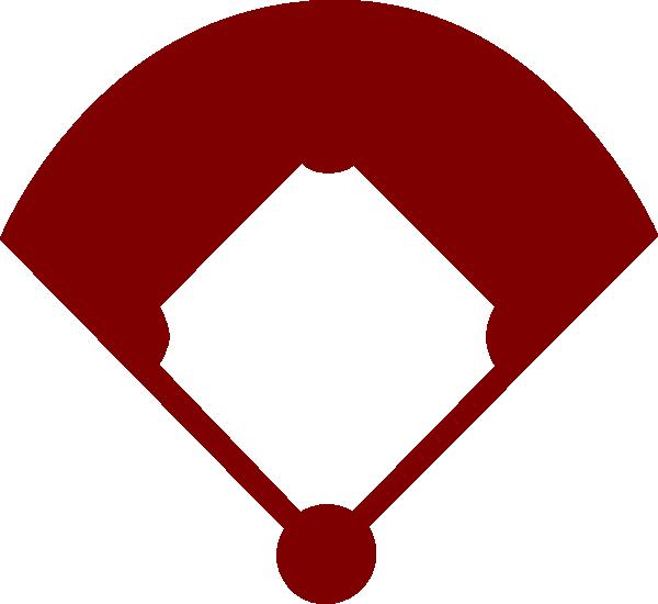 Baseball Field clip art - vector clip art online, royalty free ...