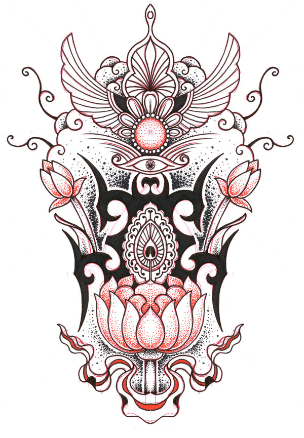 Barber Clipper Tattoo Designs