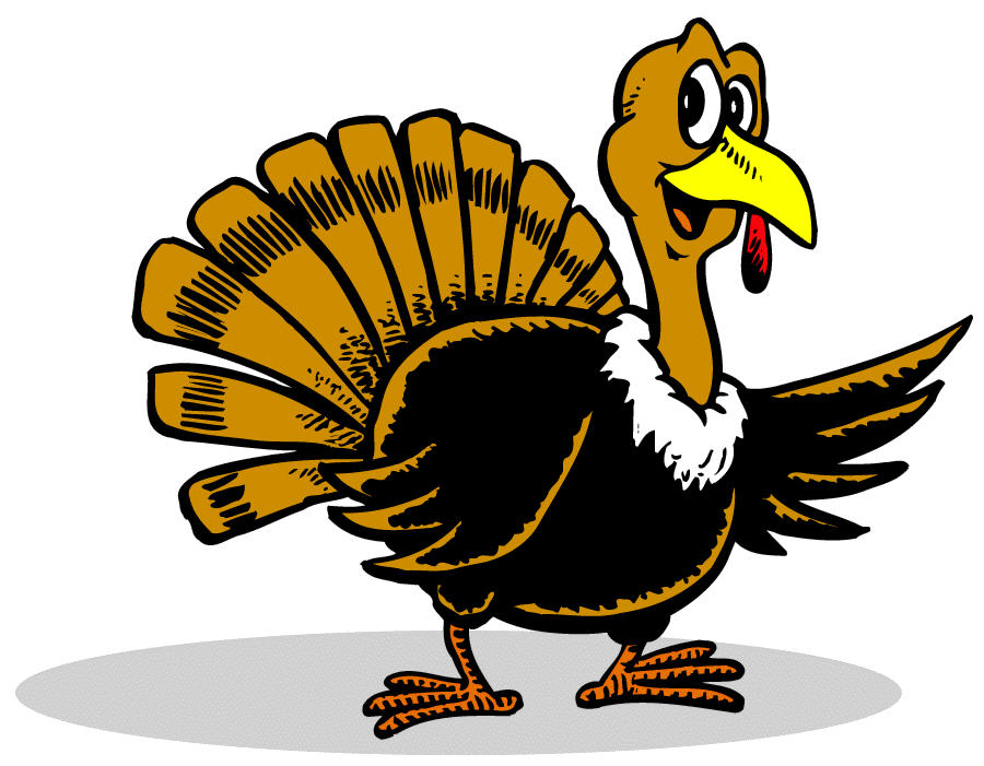 Cartoon Turkey Drawing | lol-