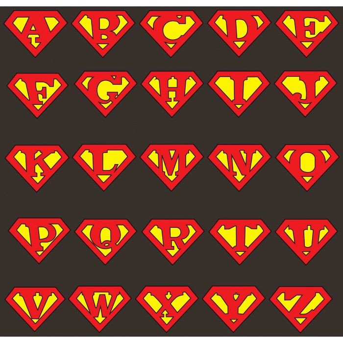 Superman Logo Creator  Clipartsco