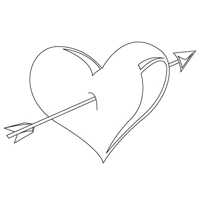 Sign Language Tattoo likewise Las Notas Musicales further Drawing Of A Heart in addition Thing besides Flower With Heart Free Embroidery Pattern. on tattoo ideas