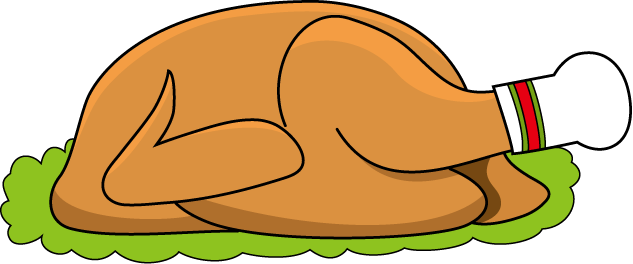 clipart chicken cooked - photo #20