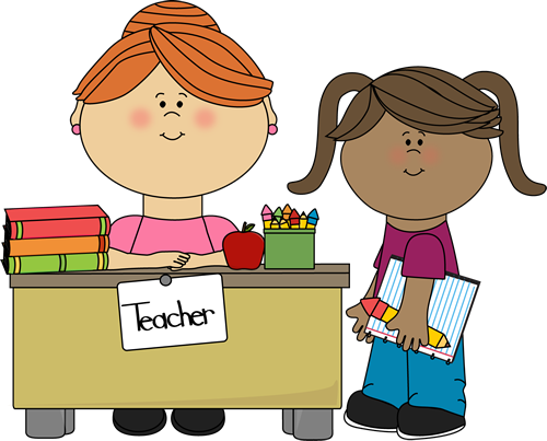 Teaching And Learning Clipart