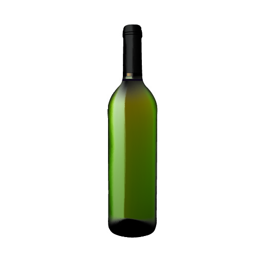Wine bottle vector for What to do with a wine bottle