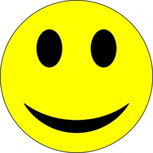 Smiley Face Clip Art - Dr. Odd