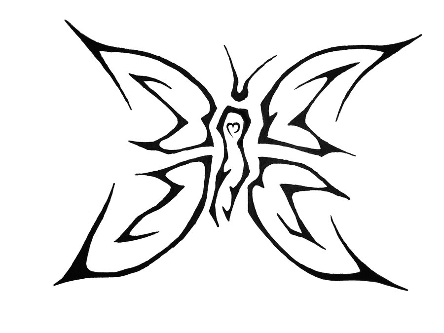 Roses And Butterflies Drawings Butterflies Drawings