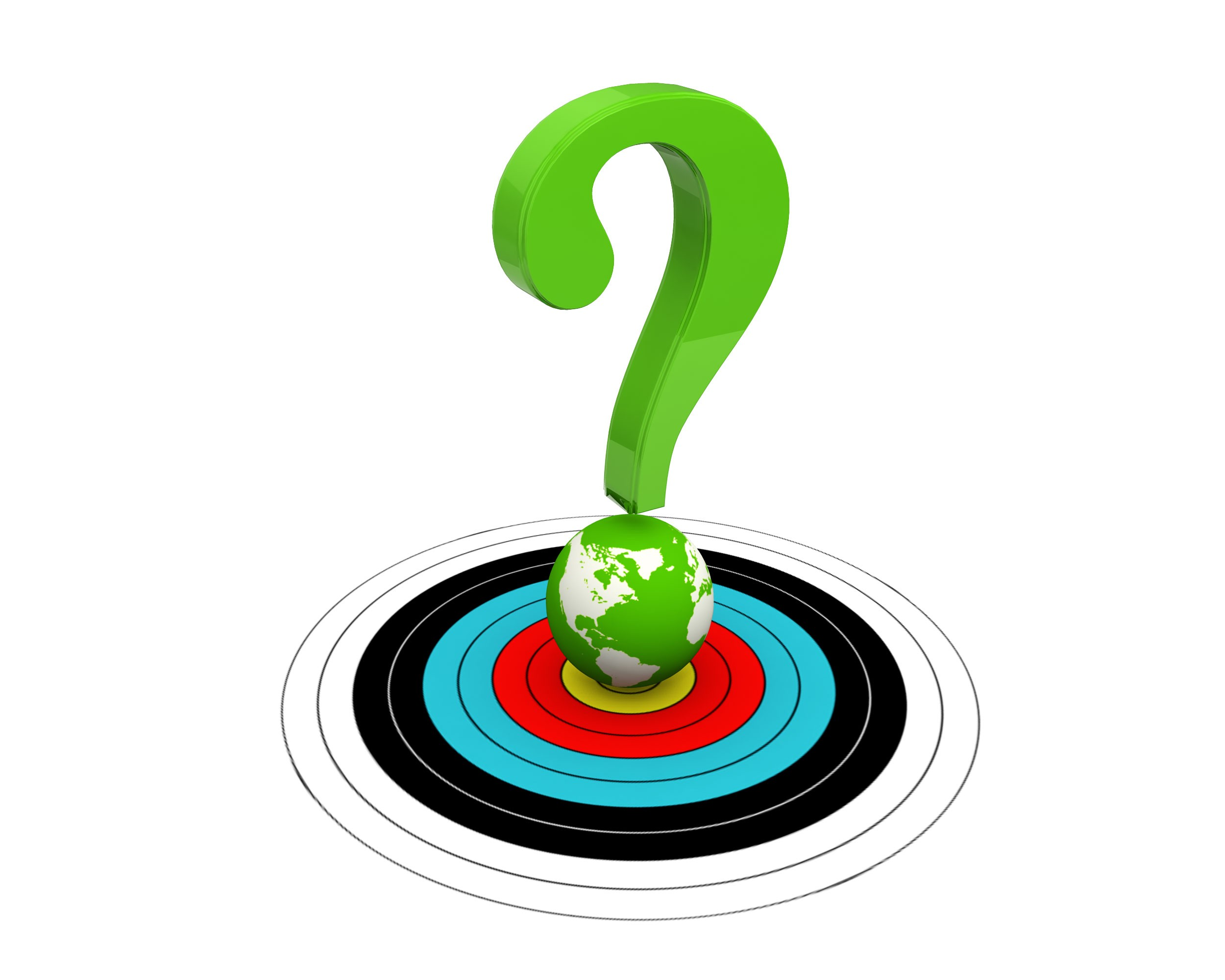 3d_graphic_of_question_mark_on_globe_residing_on_dartboard_stock_photo ...: cliparts.co/dart-board-graphic