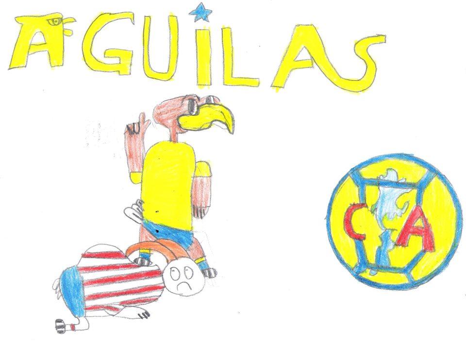 Logotipo Del America - Cliparts.co