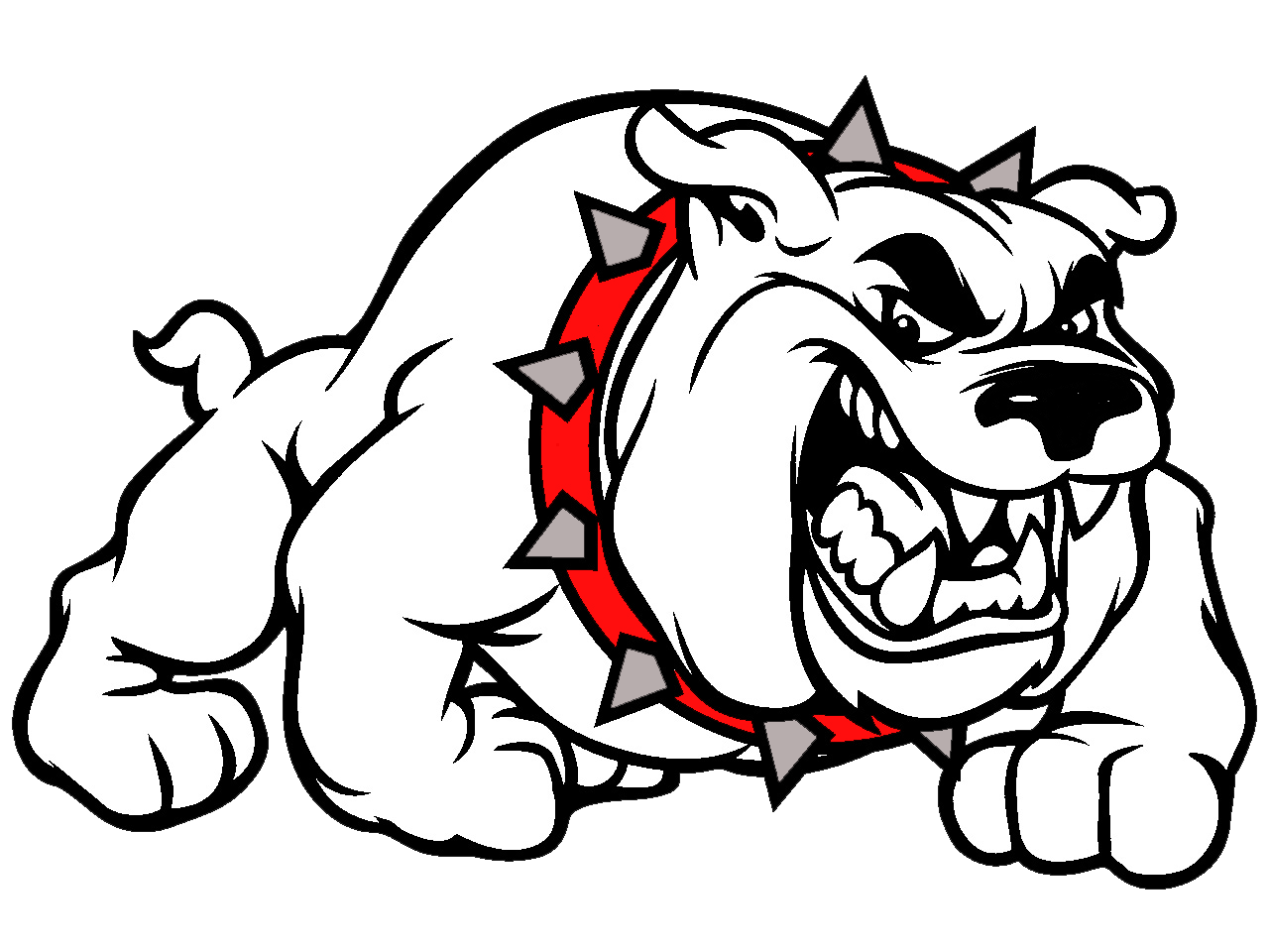 Bulldog Vector Art - ClipArt Best