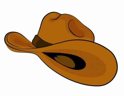 Cartoon cowboy hat Free vector for free download (about 5 files).