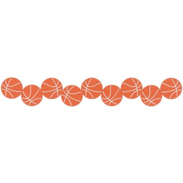 Basketball Borders Clip Art - Cliparts.co