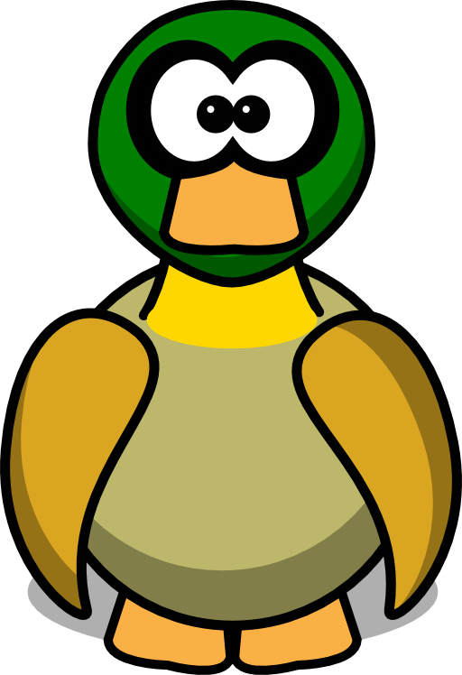 Rubber Duck Clip Art Free - ClipArt Best